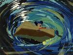 Sorceror Mickey Concept Art 33