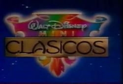 walt disney mini classics disney wiki fandom powered by wikia rh disney wikia com Walt Disney Mini Classics VHS Box Set Disney VHS 1994