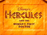 Hercules and the World's First Doctor