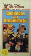 Bedknobs and Broomsticks VHS WDHV