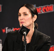 Carrie-Anne Moss NYCC19