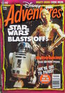 Disney Adventures Magazine australian cover April 1997 Star Wars