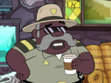 Sheriff Blubs