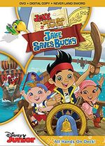 JakeAndNeverlandPiratesJakeSaves BuckyDVD