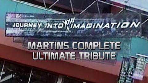 Journey into Your Imagination - Martins Complete Ultimate Tribute