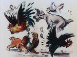 Lady Tramp Chickens Joe Rinaldi