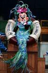 Mermaid minnie in tokyo disneysea