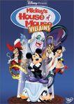 Mickey's House Of Villains DVD