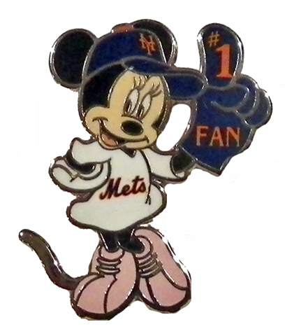 New York Minnie Pin