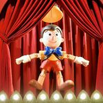 Pinocchio Small World TDL