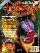 Scanned Disney Magazine 1998 Summer