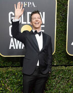 Sean Hayes 75th Golden Globes