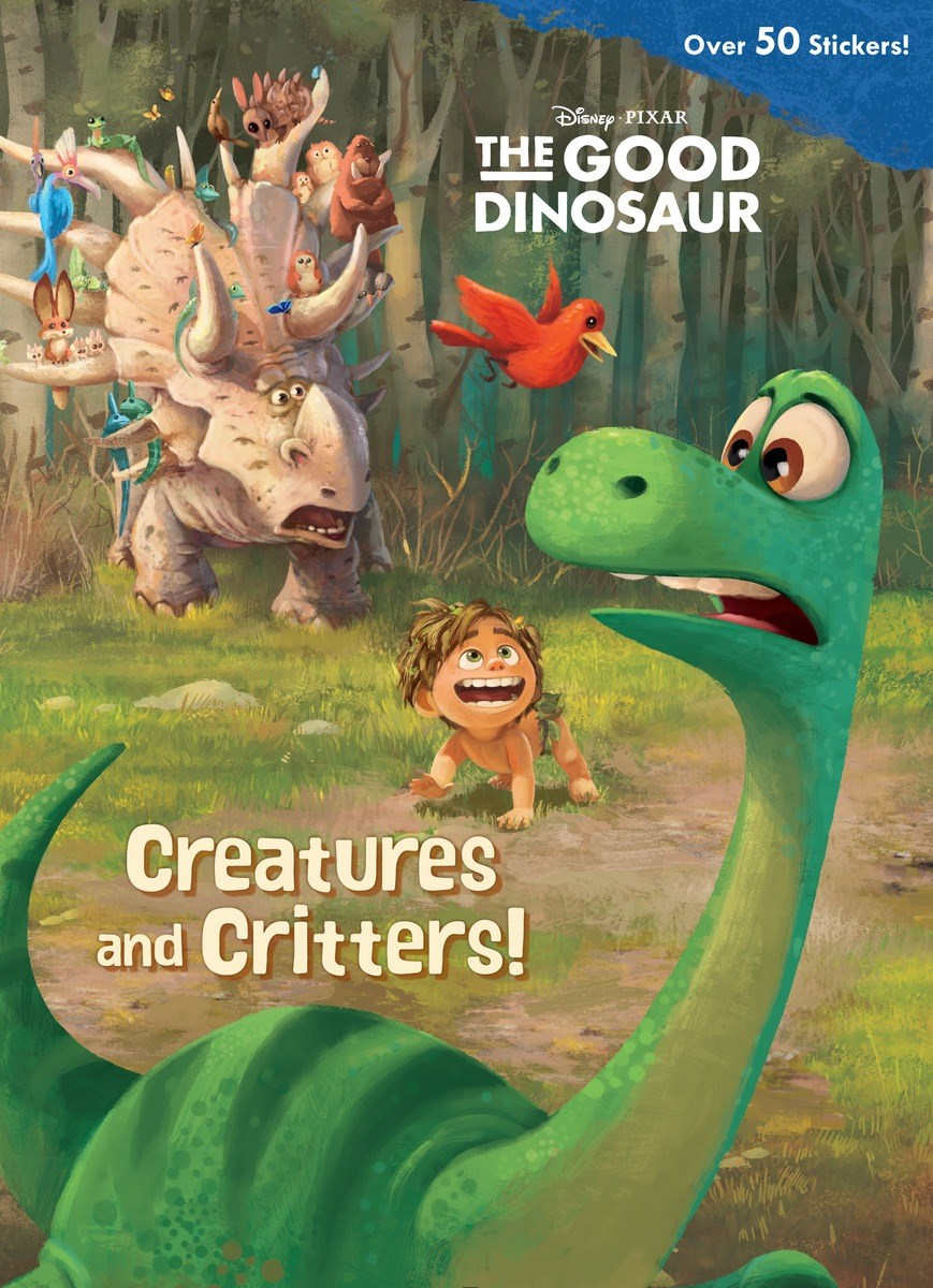 image the good dinosaur creature and critters jpg disney wiki