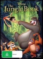 The Jungle Book 2013 AUS DVD