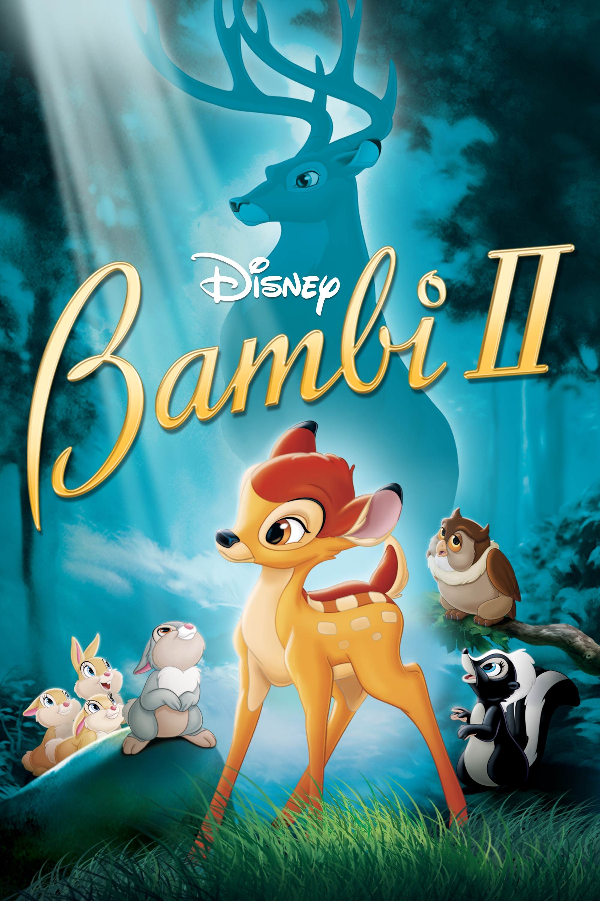 Bambi II | Disney Wiki | FANDOM powered by Wikia