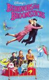 Bedknobs and broomsticks 1989 Vhs