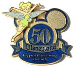 DLR - Happiest Homecoming On Earth (Tinker Bell 50)