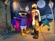 Darkwing Duck & Launchpad McQuack