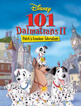 Disney's 101 Dalmatians II - Patch's London Adventure - iTunes DVD Poster