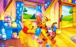 Disney graphics Winnie the Poo 2560x1600