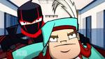 Let Them Eat Cake Fries - Ninja and Howard 15