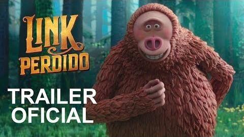 Link Perdido Trailer Oficial Dublado HD