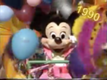 Mickey at the Party Gras