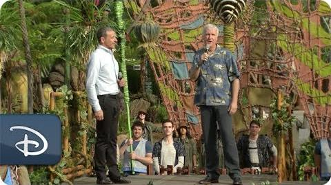 Pandora - The World of Avatar Dedication Ceremony Highlights