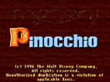 Pinocchio (видеоигра)