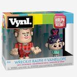 Ralph and Vanellope vynl