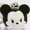 Steamboat Willie Minnie Tsum Tsum Mini