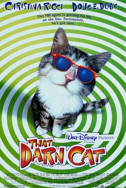 That-darn-cat-1997 poster