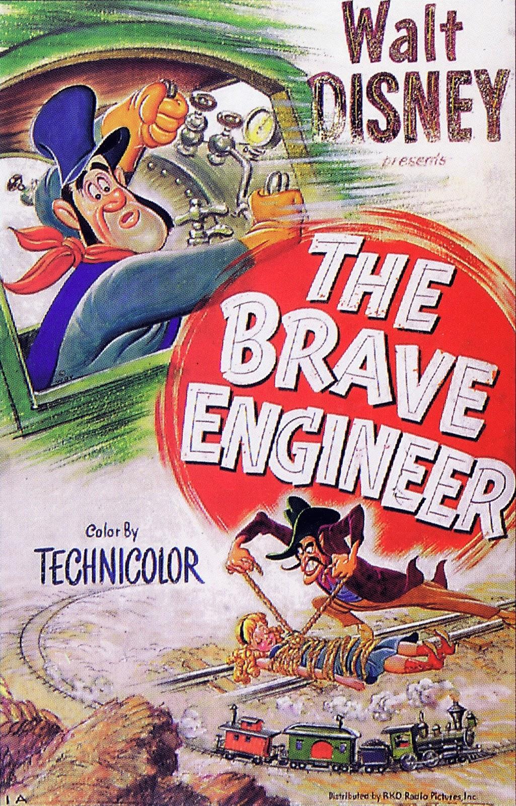 The Brave Engineer Disney Wiki Fandom Powered By Wikia