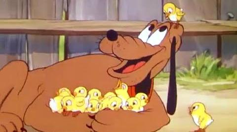 Walt Disney's ''Mama Pluto'' (1936)