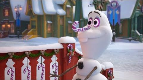"""That Time of Year"" Clip - Olaf's Frozen Adventure"