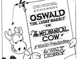 The Mechanical Cow