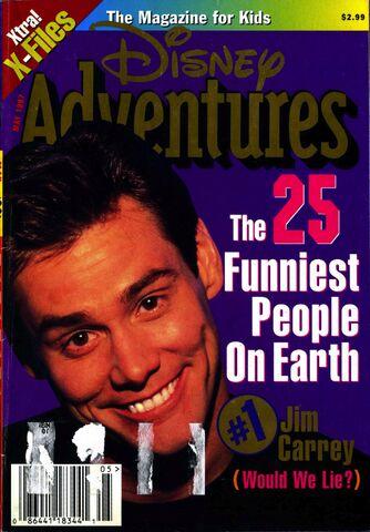 File:5 Disney Adventures May 1997 Jim Carrey.jpg