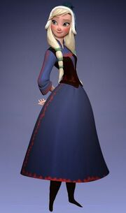 Anna by Chad Stubblefield