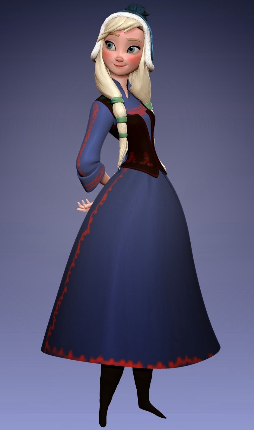 Category frozen characters disney wiki fandom powered by wikia - Frozen anna disney ...