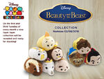 Beauty and the Beast Tsum Tsum Tuesday (UK)
