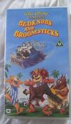 Bedknobs And Broomsticks (1995 UK VHS)