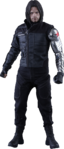Bucky Civil War Hot Toys Figurine