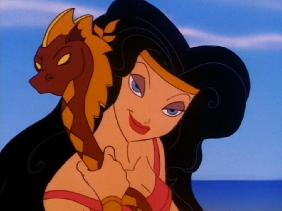Animated image of Circe