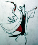 Concept art for Cruella03