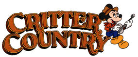 Critter Country Vintage Map Logo