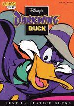 DarkwingDuck JustUsJusticeDucks TPB