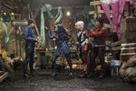 Descendants 2 - Photography - Ben, Carlos, Evie and Jay