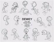 Dewey modelsheet