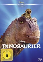 Dinosaur DVD Germany