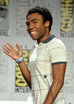 Donald Glover SDCC